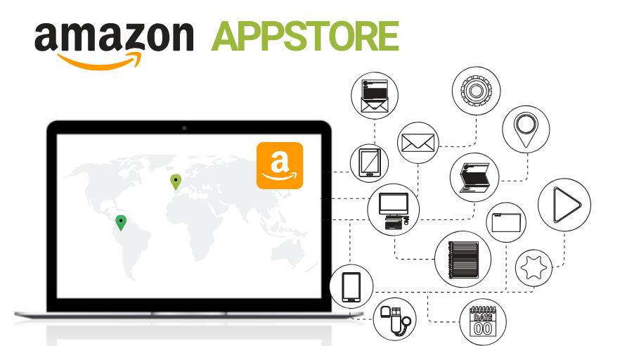 Marketplace Appstore, la Tienda de Aplicaciones de Amazon