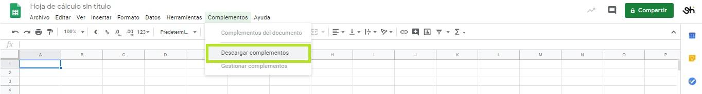 Descargar Complemento Google Analytics