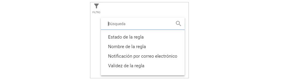Filtros reglas automatizadas Google Ads - Sh