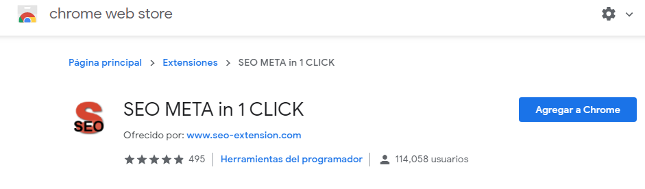 SEO Meta in 1 Click